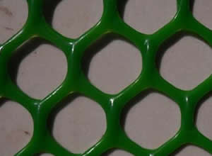 Plastic Mesh For Poultry Netting And Garden Fencing